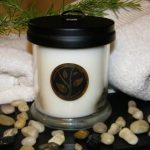 Spa Candle and Tart Chunk Giveaway