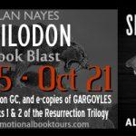 Smilodon Book Blast