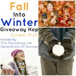 #FIWinterGiveaway Fall into Winter Event