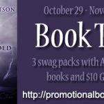 UnGuarded by Ashley Robertson Book Tour (3 Swag Packs)