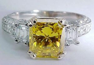 Affordable Fancy Colored Diamonds