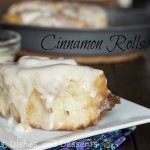 Ooey, Gooey Cinnamon Roll Recipe