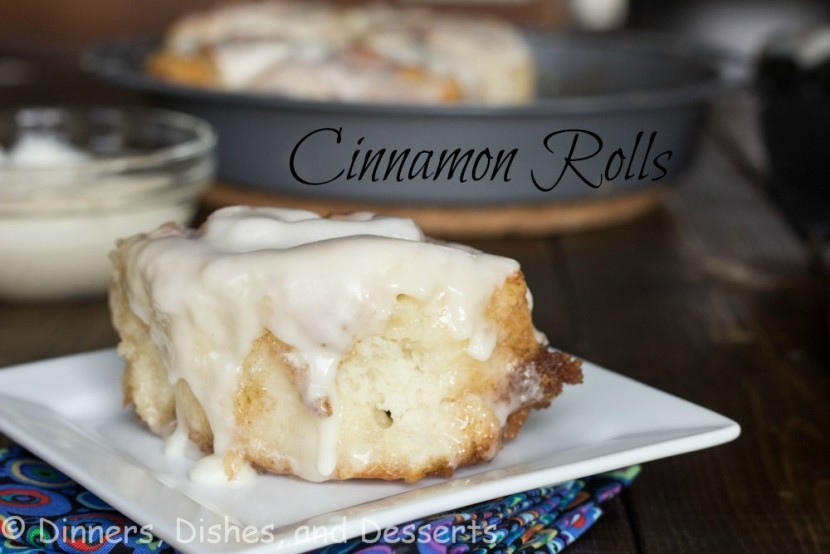 Ooey, Gooey Cinnamon Roll Recipe - Taking Time for Mommy