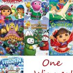 NICKELODEON Holiday Season DVD Giveaway #Time4mommyHolidayGiftGuide