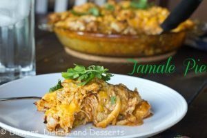 What to do with Thanksgiving Leftovers – Turkey Tamale Pie