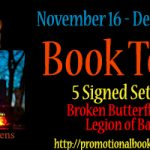 The 13th Book Tour and Blast