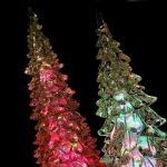 Acrylic LED Lighted Christmas Tree: A Perfect Holiday Decoration or Centerpiece #Time4mommygiftGuide