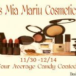 Mia Mariu Mineral Cosmetics Giveaway
