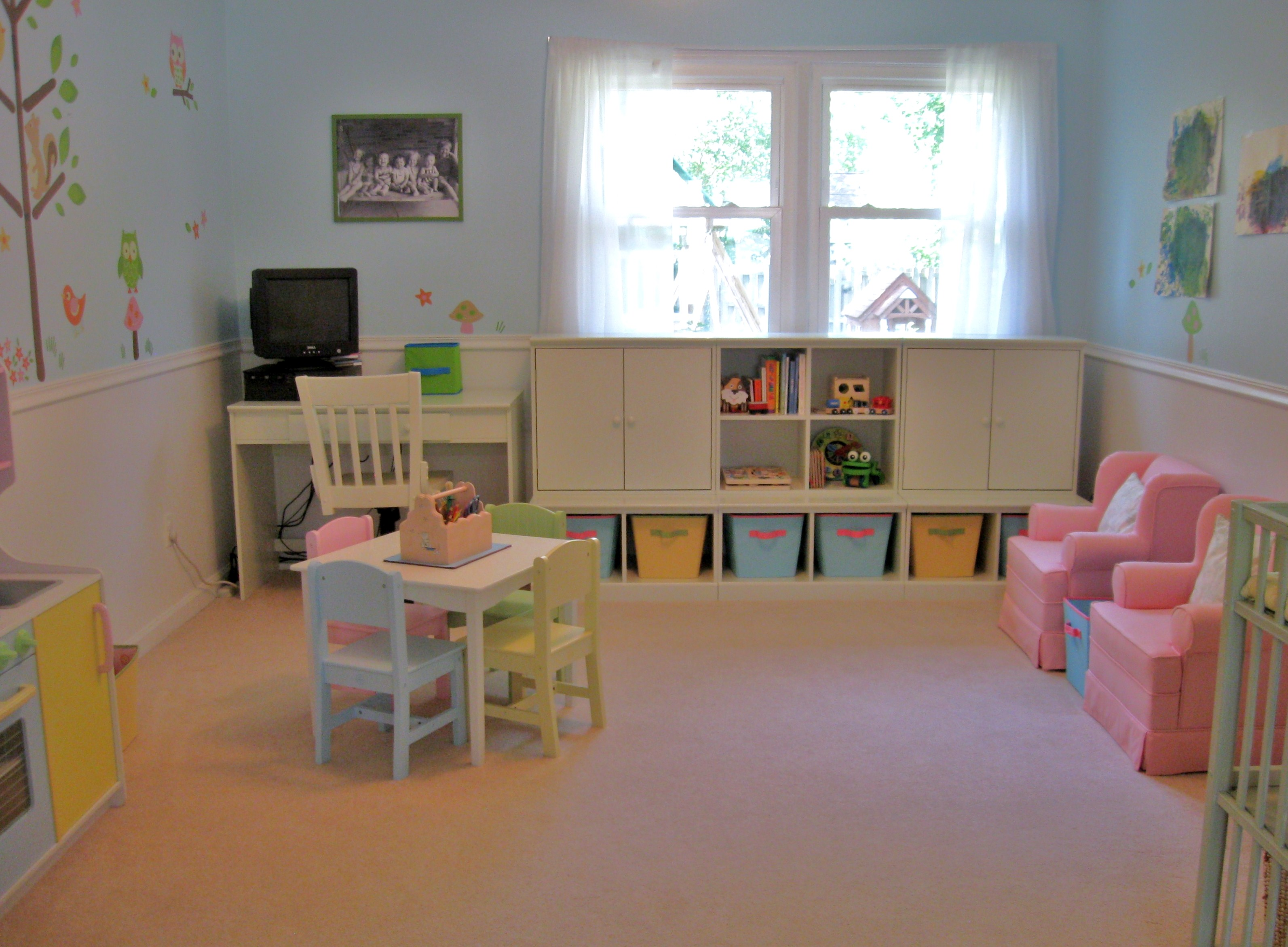 Designing the perfect playroom - takingtimeformommy.