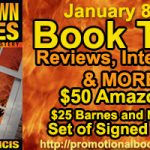 Bring Down The Furies Book Tour and Blast
