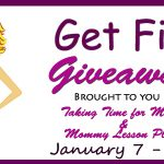 Get Fit Giveaway January 7 – 19