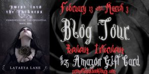 Swept into Darkness Book Tour