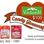 YumEarth Valentine's Day Organic Sweets Contest