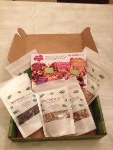 Nature Box Review and Sweeps