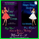 Hungry Hungry Hoodo and Easy Bake Coven Blast