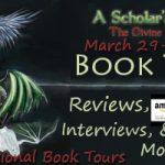 A Scholar's Journey: The Divine Tempest Blog Tour
