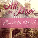 Released – All for Hope by Olivia Hardin