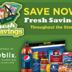 Find savings on fresh foods at Publix® Fresh Savings Event #MyBlogSpark