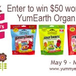 Mother's Day YumEarth All Natural Candy Giveaway
