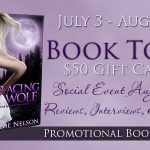 Embracing the Wolf Book Tour #BookReview