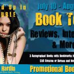 Tangled Up in Trouble Book Tour #BookReview