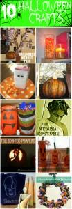 10 Halloween Crafts