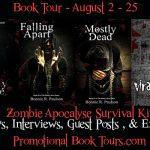 Barely Alive Series by Bonnie R. Paulson Book Tour #AuthorGuestPost