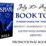 Cuspian by DC Hall Book Tour #BookReview