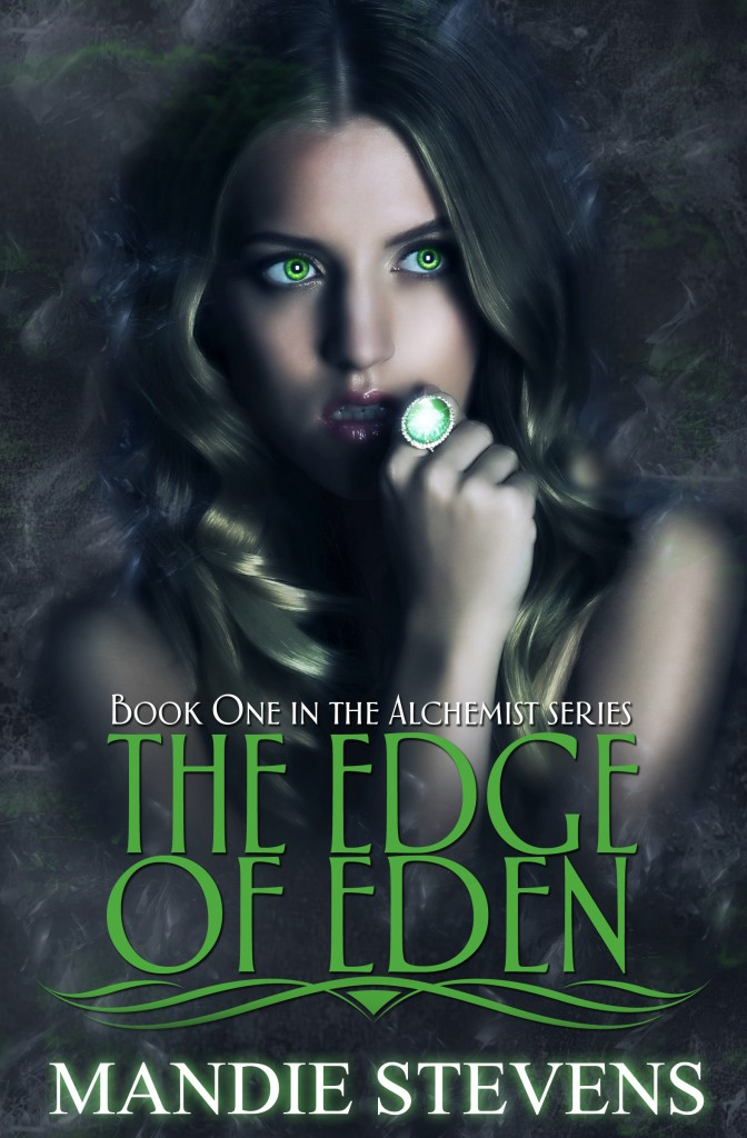 Edge of Eden - Mandie Stevens