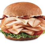 Grand Turkey Club at Arby's #Yum