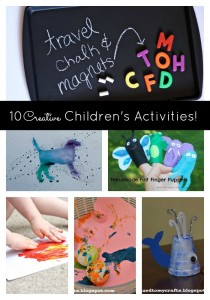 10 Creative Children's Activities