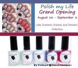Polish My Life Grand Opening #Giveaway #Beauty