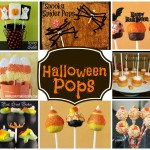 Halloween Pop Treats