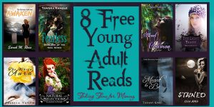 8 Free Young Adult Books
