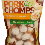 Pork Chomps 100% Raw Hide Free Dog Treats #Giveaway #Review