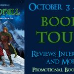 Shardfall by Paul E. Horsman Book Tour