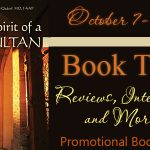Spirit of the Sultan Book Tour