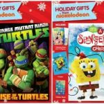 Gift Guide – Teenage Mutant Ninja Turtles: Rise of the Turtles DVD & It's A SpongeBob Christmas DVD