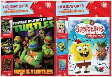 Teenage-Mutant-Ninja-Turtles-Rise-of-the-Turtles-DVD-SpongeBob-SquarePants-It's-A-SpongeBob-Christmas-DVD-Giveaway-e1382417675845