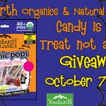 Halloween Candy that is a Treat not a Trick YumEarth Organics Candy Giveaway