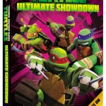 Teenage Mutant Ninja Turtles: Ultimate Showdown out now on DVD #TMNT #review