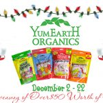 YumEarth Organic Candy for the Stocking Event