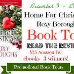 Home For Christmas by Roxy Boroughs #BookReview