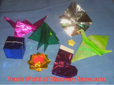 Holiday Origami FW