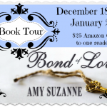 Bond of Love by Amy Suzanne #BookReview #Contest