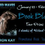 Wicked Waves by Sharon Kay #BookBlast #Giveaway