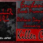 Killer Cure Release Day