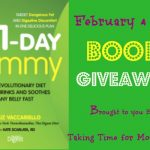 21-Day Tummy: The Revolutionary Diet that Shrinks and Soothes Any Belly Fast #BookGiveaway