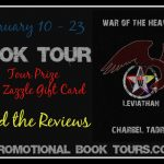 War of the Heavens: Leviathan by Charbel Tadros Book Tour