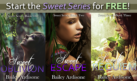 Start the Sweet Series for Free and #Giveaway